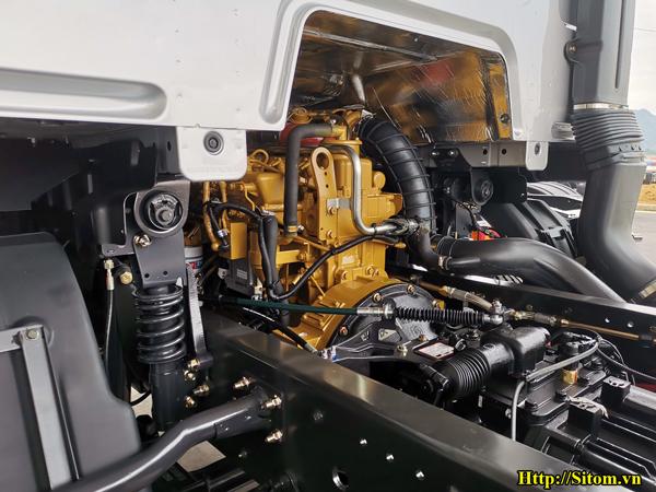 Xe tải 9 tấn Chenglong M3 có cấu hình động cơ gì
