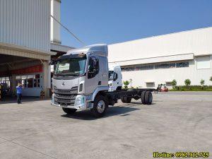 Cấu hình xe tải Chenglong 9 tấn