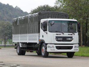 Có nên mua xe tải Veam thùng dài?