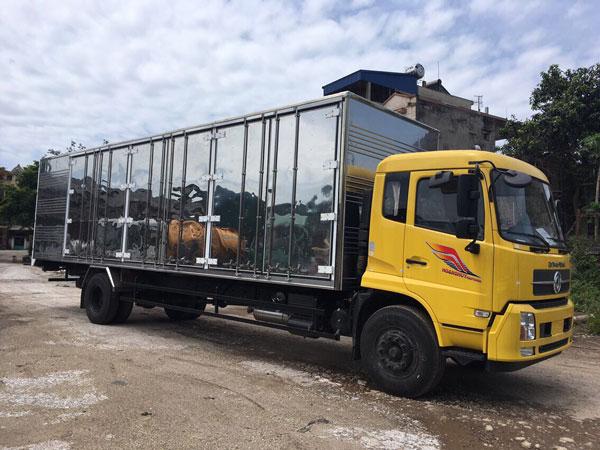 Xe tải Dongfeng B180 nhập khẩu 2019 thùng dài 9.5m