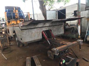 Hoán cải xe tải thành xe chuyên dùng