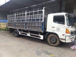 Đóng thùng xe tải theo yêu cầu, hỗ trợ đăng kiểm