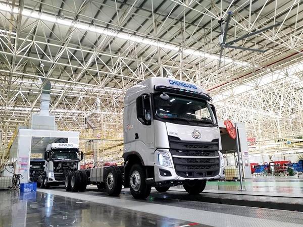 Xe tải thùng Chenglong có những đặc điểm gì