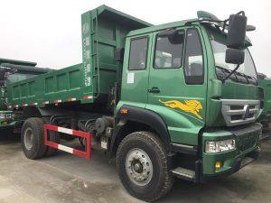 Xe ben Howo 8 tấn 190HP nhập khẩu máy cơ