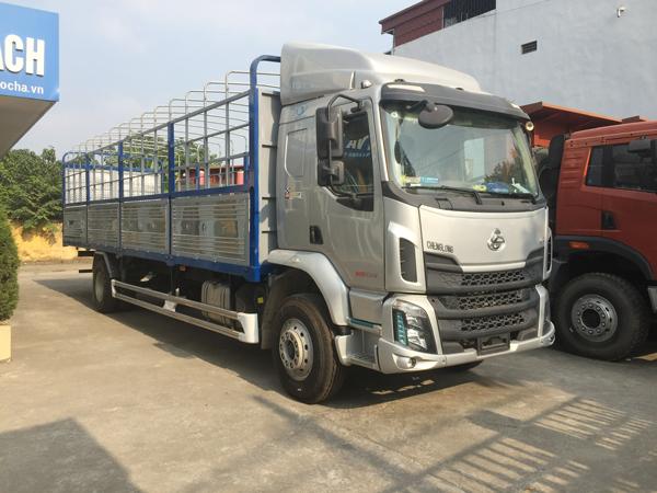 Xe tải Chenglong M3 thùng dài 9.8m